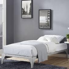 Aluminum Bed Frame Aluminum Bed Frame Wayfair