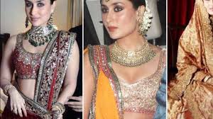5 kareena kapoor wedding dress ideas we can steal looks from youtube