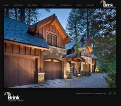 Home Design Website Brink Custom Homes U2013 Website Design D4 Advanced Media