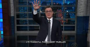 impeachment this thanksgiving i am thankful for robert