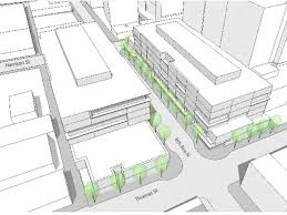 How Big Is 15000 Square Feet by Mapping Every Major Upcoming Denny Triangle Slu Project