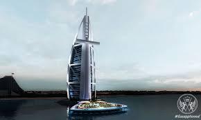 burj al arab redefines its look with north deck lux exposé