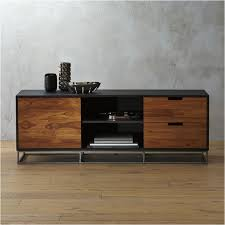 Tv Media Cabinets With Doors Modern Tv Stands Cb2