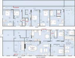 plan plain pied 5 chambres plan de maison 5 chambres plain pied gratuit modele maison plain