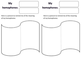 homophones picture worksheet by profseverus teaching resources tes
