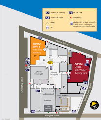 St Cloud State University Map by Geelong Waterfront Campus Deakin University Library