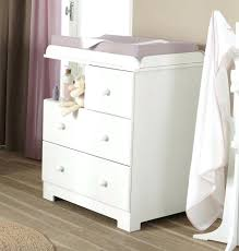 chambre bébé blanc et gris commode bebe blanche best table a langer commode bebe pictures