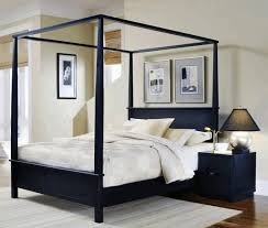 Black Panel Bed Small Bay Window Ideas Black Queen Size Bed Frame Plain White