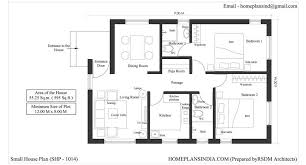 Cool Small House Plans India Free 54 About Remodel Home Design