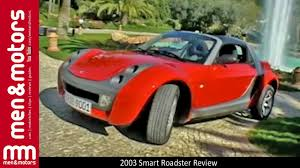 2003 smart roadster review youtube