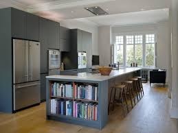kitchen island shelves practical kitchen island designs with open shelving regarding