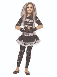 Baby Monster Halloween Costumes by Child Monster Bride Costume 121322 Fancy Dress Ball