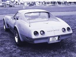 what is the year of the corvette the chronological history of c3 corvettes 1977 to 1982