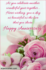 Wedding Day Wishes For Card Wedding Anniversary Wishes For Couple Ecardcorner
