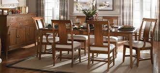 kincaid dining room cherry park dining room collection by kincaid shop hickory park