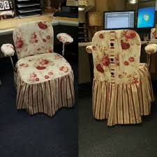 Office Chair Covers Custom Office Chair Slip Cover Made To Measure