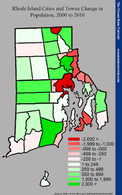 Ri Map Rhode Island Cities And Towns Where They Are And Where They U0027ve