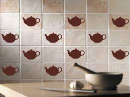 Tile Decals For Kitchen Backsplash Tile Decals For Kitchen The Contribution Of Kitchen Decals For