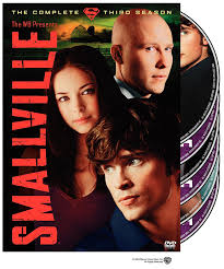 Seeking Season 3 Dvd Smallville Season 3 Tom Welling Kristin Kreuk