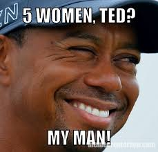 Tiger Woods Memes - tiger woods on ted cruz imgur