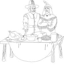 free thanksgiving coloring pages printable u2013 alcatix