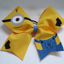 minion ribbon shop minion bow on wanelo