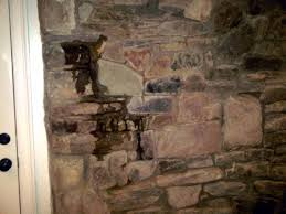 Parge Basement Walls by Ask Oth Dusty And Dripping Basement Walls Old Town Home