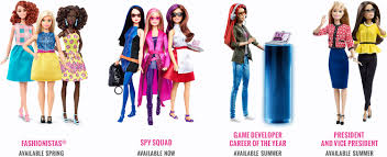 barbie u0027s getting a new look and a new job u2014 as a game developer