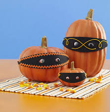 Mini Pumpkin Decorating 33 Cool No Carve Pumpkin Decorating Ideas To Try This Halloween
