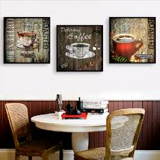 online buy wholesale coffee framed art from china coffee framed