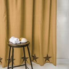 landon shower curtain u2013 primitive star quilt shop