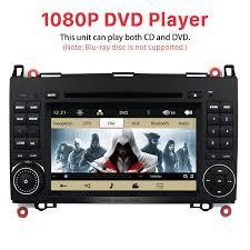 dvd player gps navigation system for 2006 2012 mercedes benz