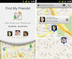 find my iphone from android how to track friends using iphone or android mashtips