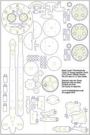 Free Wooden Clock Plans Download by Free Wooden Gear Clock Plans Download Woodworking Projects