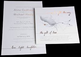 Accommodation Cards For Wedding Invitations Alina U0026 Michael Wedding Invitations Logick Print