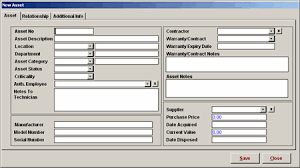 a free software to manage work orders and equipment maintenance