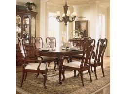 american drew cherry grove dining room set american drew cherry grove 45th 792 760 traditional oval dining