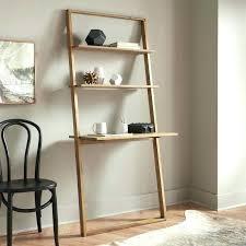 crate and barrel ladder desk leaning bookshelf crate and barrel leaning bookshelf instructions