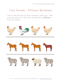 learn about farm animal farm animals worksheets from cookie com