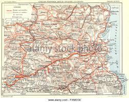 map of perpignan region map perpignan stock photos map perpignan stock