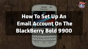 cara membuat yahoo mail di blackberry how to set up an email account on your blackberry bold 9900 phones