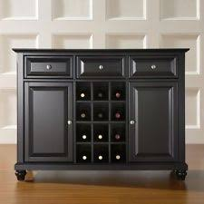 Sideboards And Buffets Contemporary Black Contemporary Sideboards Buffets U0026 Trolleys Ebay