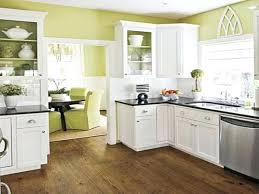 best colors for kitchens with white cabinets most popular color