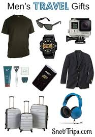 mens travel gifts 2014 snob trips