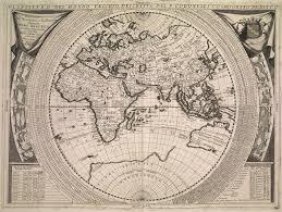 Umn Campus Map Planisfero Del Mondo Vecchio Descrito Dal P Coronelli