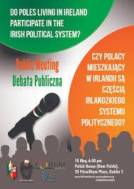 the irish polish society and forum polonia cordially invite you to