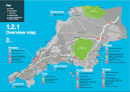 Plymouth England Map by Plymouth Redevelopment Of Home Park 46 000 Pre Planning