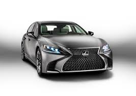 lexus drivers europe all new 2018 lexus ls myautoworld com