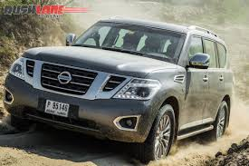 nissan sunny 2016 modified nissan patrol suv with 5 6l v8 planned for india