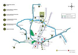 Bangalore Metro Map by Location Map The Icon At Thanisandra Main Road G Corp